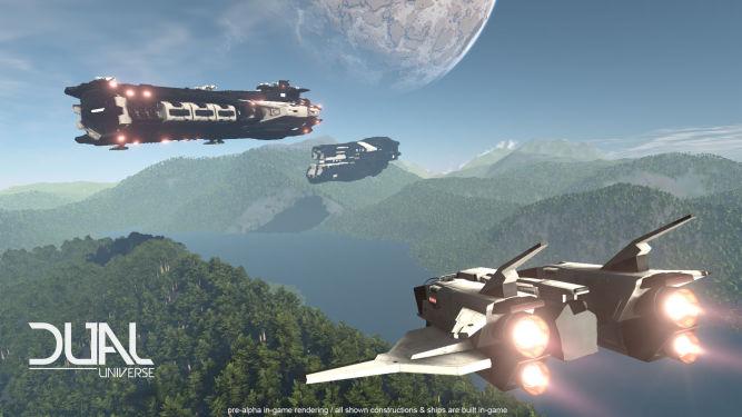 E3 2016: MMO Dual Universe z pierwszym wideo. Są podobieństwa do No Man's Sky - obrazek 1