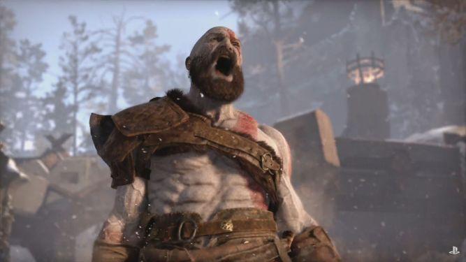 E3 2016: nowy God of War oficjalnie! Zobacz fenomenalny gameplay - obrazek 1