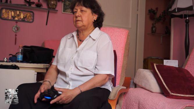 Oto pani Bogusia - babcia, która lubi grać w gry - obrazek 1