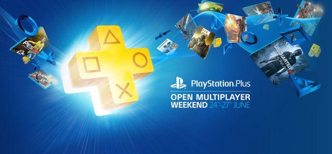 Darmowy weekend z PlayStation Plus - start w najbliższy piątek - obrazek 1