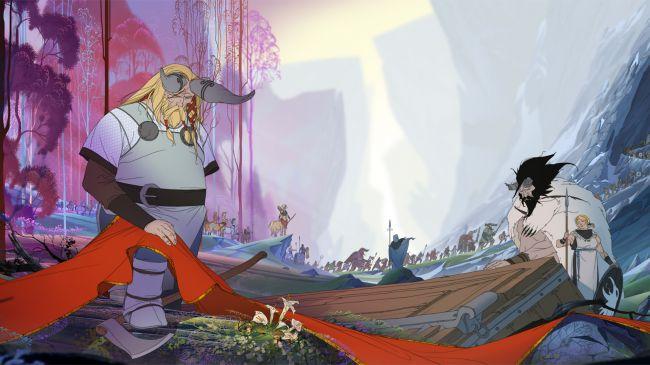 The Banner Saga 2 na PS4 wcześniej niż się tego spodziewaliśmy - obrazek 1