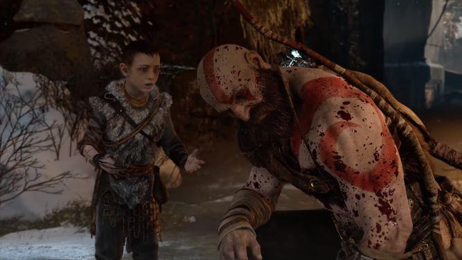 God of War - trailer z E3 niezwykle popularny - obrazek 1