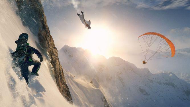 Długie wideo ze Steep, nową ekstremalną marką Ubisoftu - obrazek 1