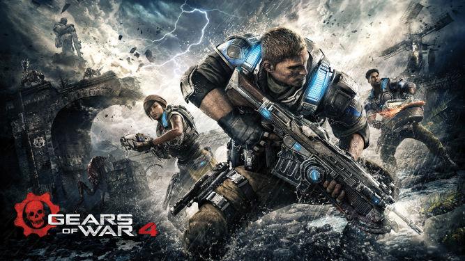 Gears of War 4 -The Coalition tłumaczy model mikropłatności - obrazek 1