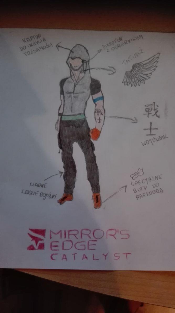 Zaprojektuj strój biegacza i wygraj edycję kolekcjonerską Mirror's Edge: Catalyst - wyniki - obrazek 3