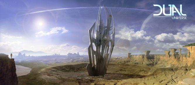 Obawiacie się o No Man's Sky? O Dual Universe chyba nie trzeba  - obrazek 1