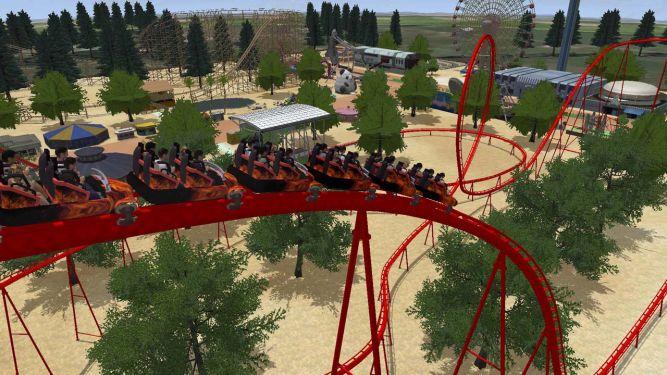 Rollercoaster Dreams zabierze na przejażdżkę posiadaczy PS4 oraz PlayStation VR - obrazek 1