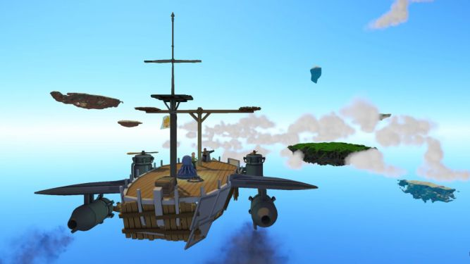 Nowym zwiastunem Worlds Adrift po raz kolejny udowadnia, że nie będzie grą jak inne - obrazek 1
