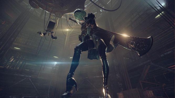 Gamescom 2016: NieR: Automata trafi na PC - obrazek 1