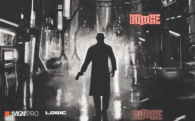 IMGN.PRO i Logic Artists prezentują projekt Bruce, grę inspirowaną Sin City i filmami Noir - obrazek 1