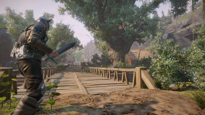 Gamescom 2016: Zobacz 9-minutowy gameplay z gry Elex - obrazek 1