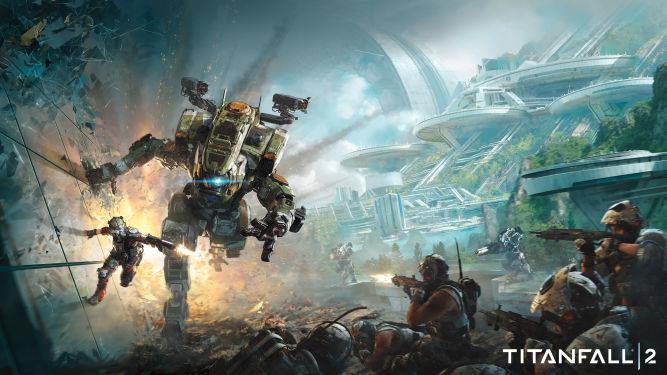 Gamescom 2016: Titanfall 2 traktowany przez twórców jak nowa marka - obrazek 1