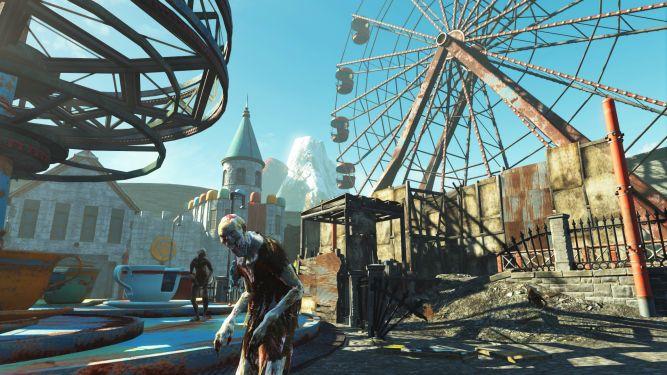 Chcecie więcej wakacji? Fallout 4 zaprasza na wczasy do Nuka World - obrazek 1