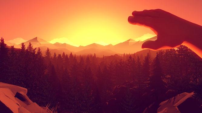 Firewatch zadebiutuje w tym miesiącu na Xboksie One - obrazek 1