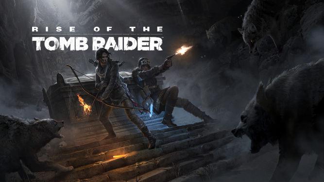 Kobieta kontra dzicz - poznajcie rezydencję Croftów i wszelkie informacje o nowym wydaniu Rise of the Tomb Raider - obrazek 1