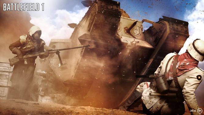 Ponad 13 milionów ludzi zagrało w otwartą betę Battlefielda 1 - obrazek 1