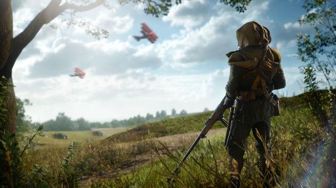 Kamapania w Battlefield 1 skupi się na ludziach, nie wojnie  - obrazek 3