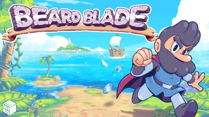 Beard Blade to gra, w której walczymy... brodą - obrazek 1