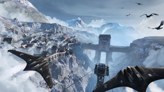 Wolfenstein: The New Colossus powraca. Prace faktycznie trwają? - obrazek 1
