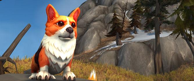 World of Warcraft świętuje 12 rocznicę wydania - są prezenty dla graczy i nowy szczeniak - Corgi Pup - obrazek 1