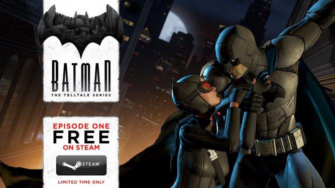 Pierwszy epizod Batman – The Telltale Series ponownie za darmo na Steam - obrazek 1