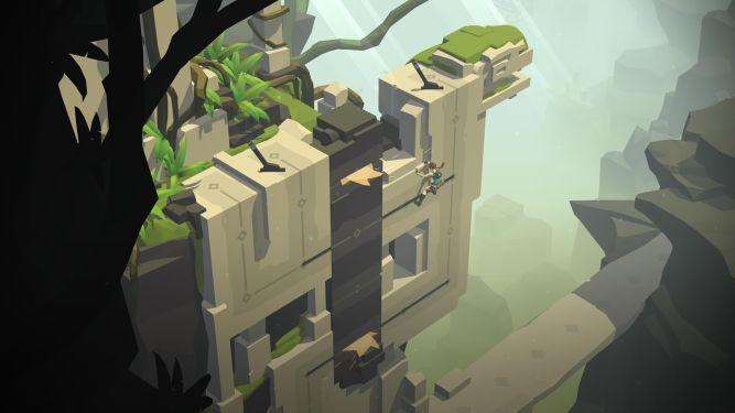 Lara Croft Go na konsole Sony potwierdzona i... udostępniona! - obrazek 1
