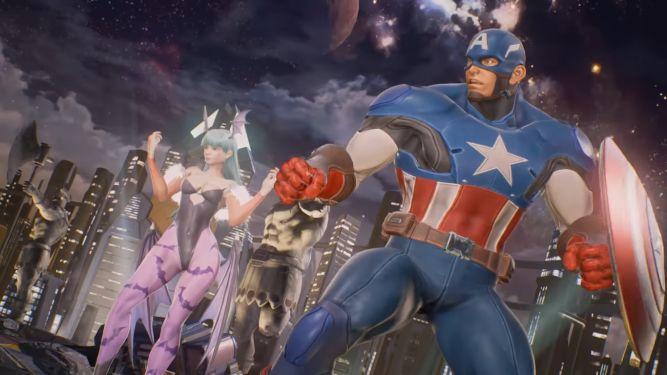 Kapitan Ameryka i Morrigan również w ekipie Marvel vs. Capcom: Infinite - obrazek 1