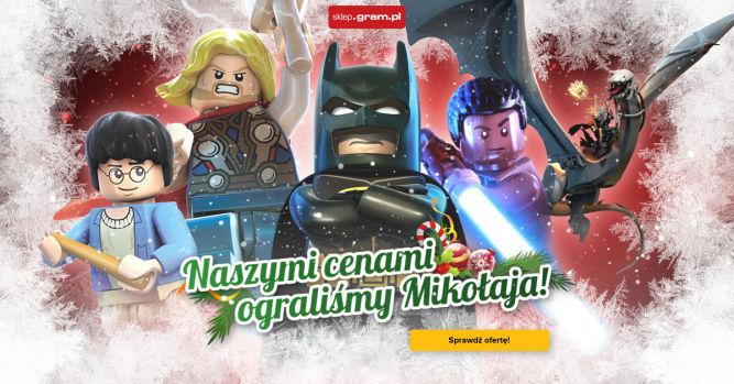 Moc prezentów w mikołajkowej ofercie sklepu gram.pl! - obrazek 1