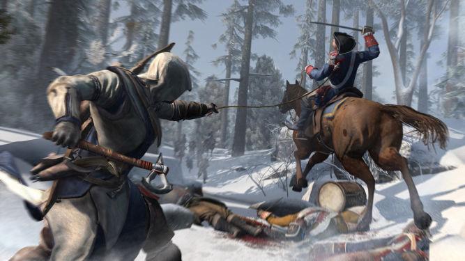 Ubisoft udostępnia bezpłatnie Assassin's Creed III na PC - obrazek 1