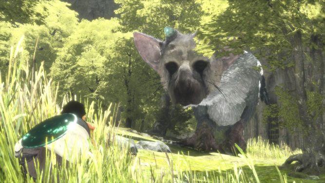 The Last Guardian - Trico to wymagający zwierzak domowy - obrazek 1