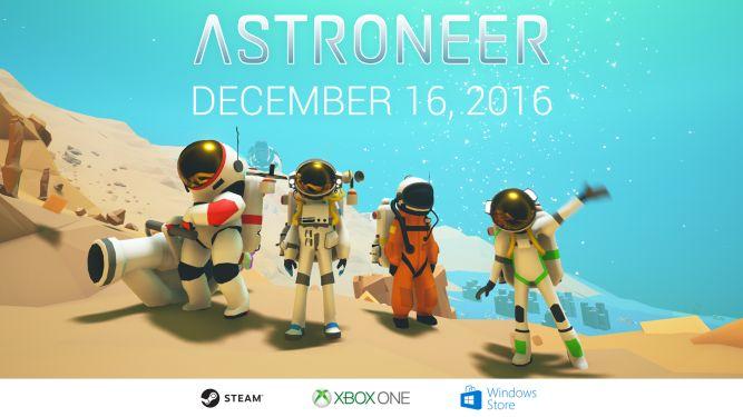 Astroneer zadebiutuje w Early Access w przyszłym tygodniu - obrazek 1