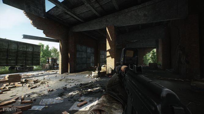 Wypad do lasu w nowej lokacji z Escape from Tarkov - galeria świeżych screenów  - obrazek 1