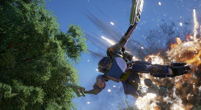 Dostawa ciężkich mechów - na Steamie wylądowało Heavy Gear Assault - obrazek 1