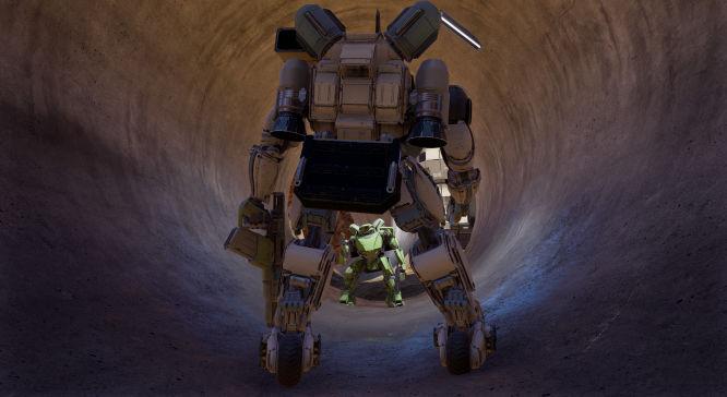 Dostawa ciężkich mechów - na Steamie wylądowało Heavy Gear Assault - obrazek 2