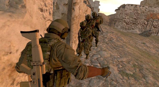 Twórca militarnej strzelanki w wersji VR zaproszony przez Valve do współpracy - obrazek 1