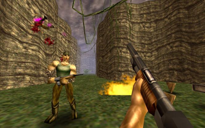 Remaster Turok - nowy zwiastun pokazuje możliwości edytora poziomów - obrazek 1