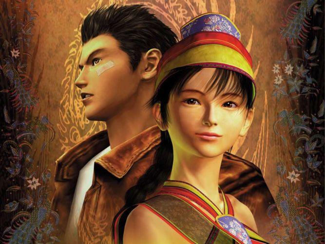 Sega Europe zarejestrowała domeny związane z Shenmue HD - obrazek 1