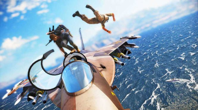 Multiplayer do Just Cause 3 dostępny - obrazek 1