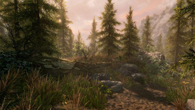 Remaster TES V: Skyrim nie wymagał zbyt wielkich nakładów pracy - obrazek 1