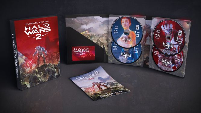 THQ przygotowuje fizyczne wydania Halo Wars 2 na PC - obrazek 1