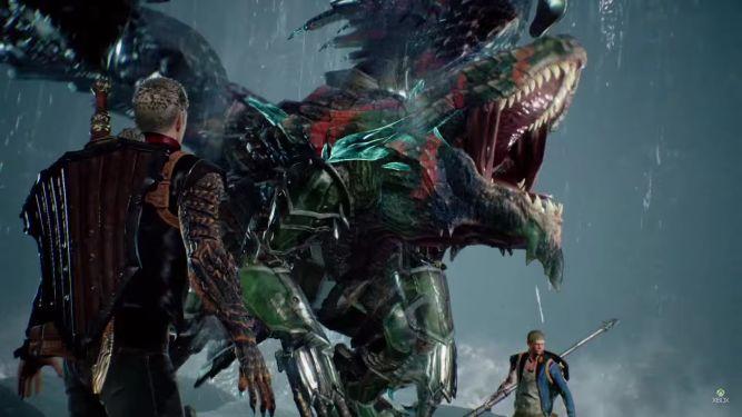 Platinum Games rozczarowane skasowaniem Scalebounda - obrazek 1