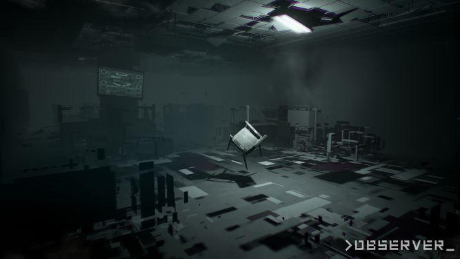 Observer - polski horror w cyberpunkowej przyszłości - obrazek 1
