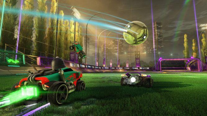 Rocket League z 25 mln graczy - obrazek 1