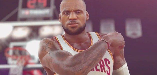 NBA 2K18 zadebiutuje na Nintendo Switch - obrazek 1