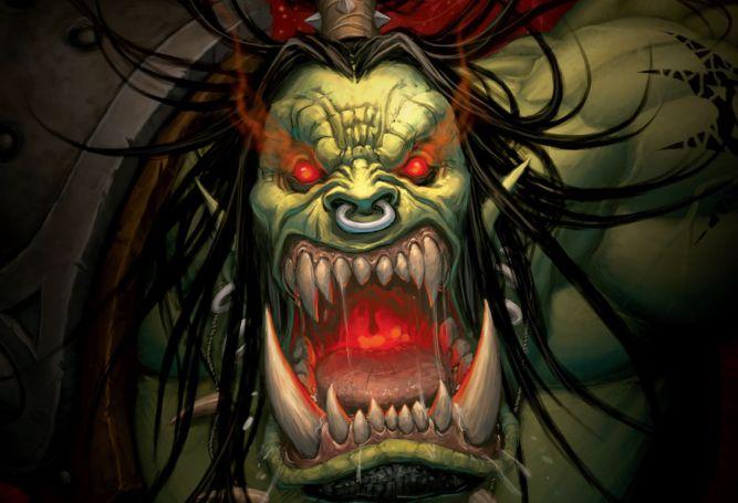 Nie przegap Narodzin Hordy. Powieść w uniwersum Warcrafta w nowej szacie - obrazek 1