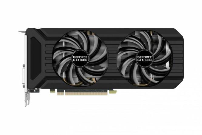 Zapowiedziano Palit GeForce GTX 1080 Dual OC - obrazek 1