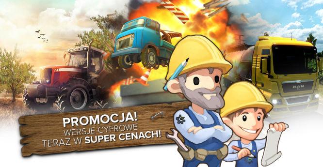 Niemal 50 gier symulacyjnych w najnowszej promocji w sklepie gram.pl! - obrazek 1