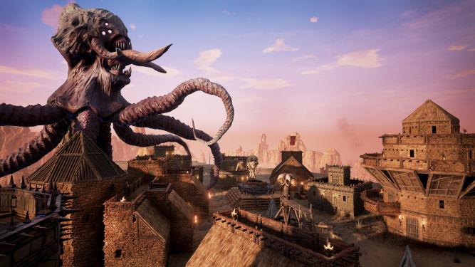 Funcom i Conan Exiles debiutują na Steam Early Access - obrazek 1