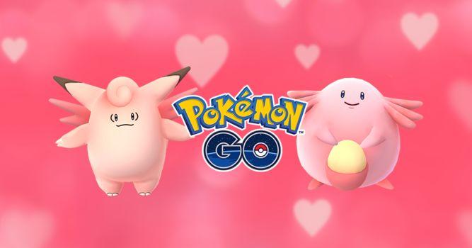 Pokemon Go na różowo, czyli Niantic zapowiada świętowanie walentynek w grze - obrazek 1
