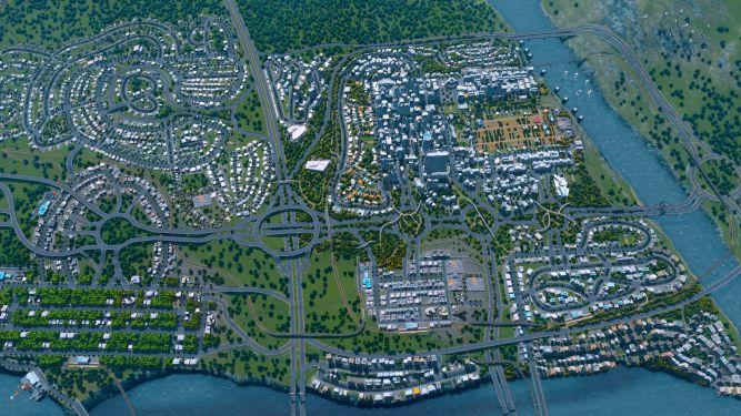 Cities: Skylines tej wiosny na Xboksie One - obrazek 1